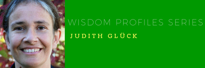 WISDOM PROFILES SERIES - Judith Gluck (1)
